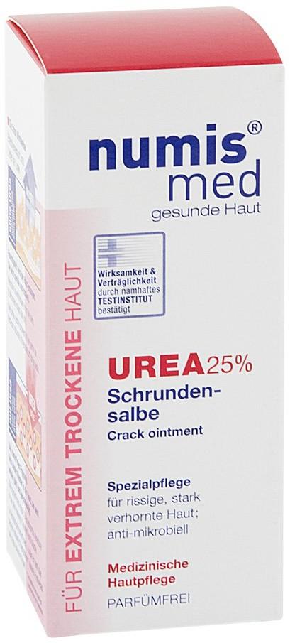 Mann&Schroder Numis med Urea 25% maœć na zrogowacenia stóp GMBH 05516599