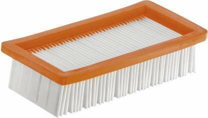 Karcher 6.415-953.0 Płaski filtr - falisty do odkurzaczy kom