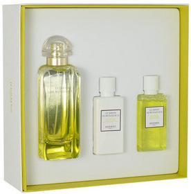 Hermes Le Jardin de Monsieur Li U Zestaw perfum Edt 100ml + 40ml Balsam + 40ml Ż