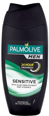Palmolive Colgate Żel pod prysznic Men Sensitive 250 ml