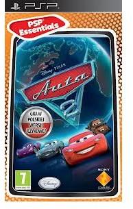 Cars 2 Essentials PSP