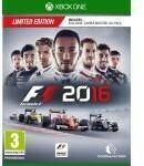 F1 2016 Edycja limitowana XONE