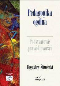 Bogusław Śliwerski Pedagogika ogólna