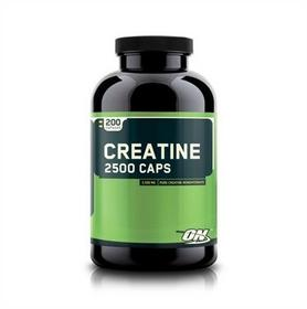 Optimum Nutrition Creatine 2500 Caps 200kap