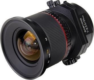 Samyang T-S 24mm f/3.5 ED AS UMC Canon