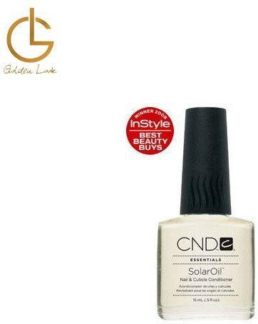 CND Solar Oil 7,3 ml Olejek nawilżający do paznokci i skórek
