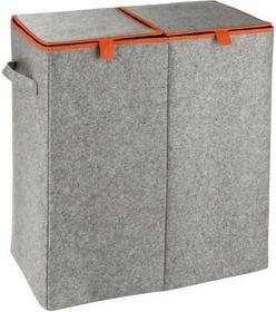 Wenko Filcowy pojemnik na pranie DUO, skrzynia - 82 l 4008838344620