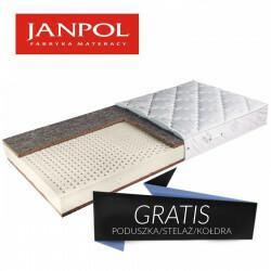 Janpol Zeus Materac lateksowy 100x200