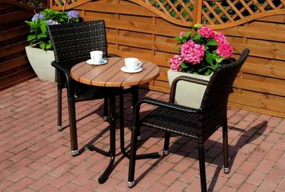 Bazkar Krzesło sztaplowane FABIO TT429158