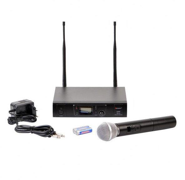 Karsect WR-351/HT-35A - system bezprzewodowy mikrofon doręczny