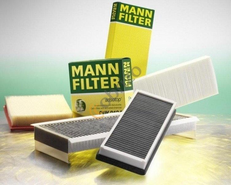 MANN Filter FILTR KABINOWY MANN CU3567