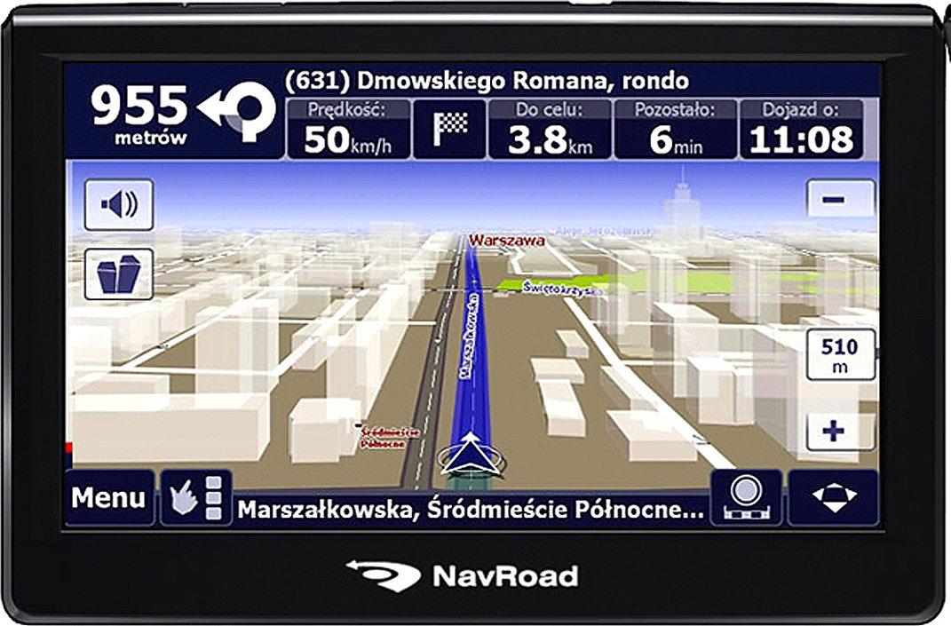 Navroad VIVO AutoMapa Polska
