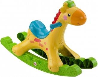 Fisher Price Żyrafa na biegunach BBW07