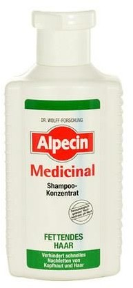 Alpecin Medicinal Shampoo Concentrate Oily Hair 200ml U Szampon do włosów 55974