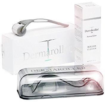 Dermaroller Zestaw Derma Roller HomeCare inkulsive Roller Cleaner, 1er Pack (1X 1sztuki) 10254486