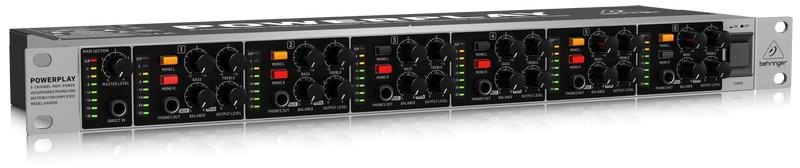 Behringer HA6000 - wzmacniacz słuchawkowy