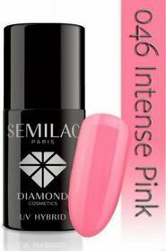 Semilac Lakier hybrydowy 046 Intense Pink