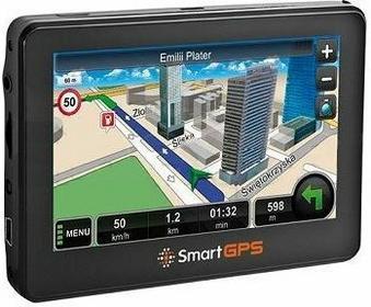 SmartGPS SG430 MapaMap Polska
