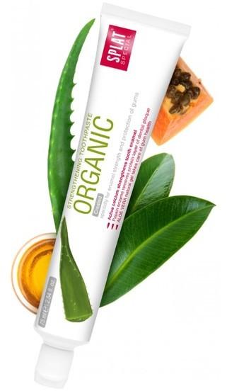 Lbiotica Organic Special Wybielająca Łagodząca Odżywcza Pasta Do Zębów Zdrowe Dziąsła i Mocne Szkliwo W Czasie Ciąży 75ml