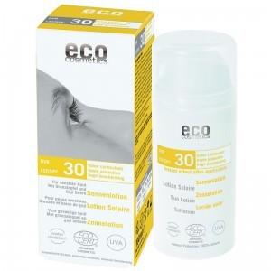 Eco Cosmetics Emulsja na słońce SPF 30 Eco Cosmetics 100 ml ECOCOS10