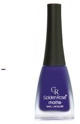 Golden Rose Matte Nail Lacquer matowy lakier do paznokci 10 11,5ml