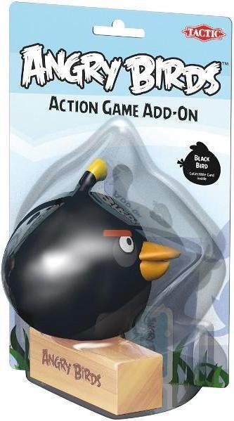 Tactic ANGRY BIRDS - CZARNY PTAK