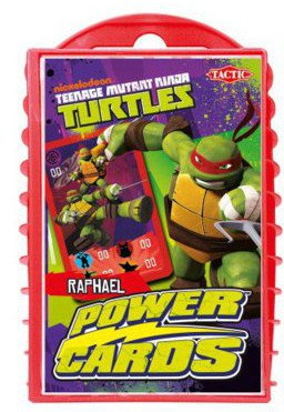 Tactic Power cards Turtles 2 GTA-40858