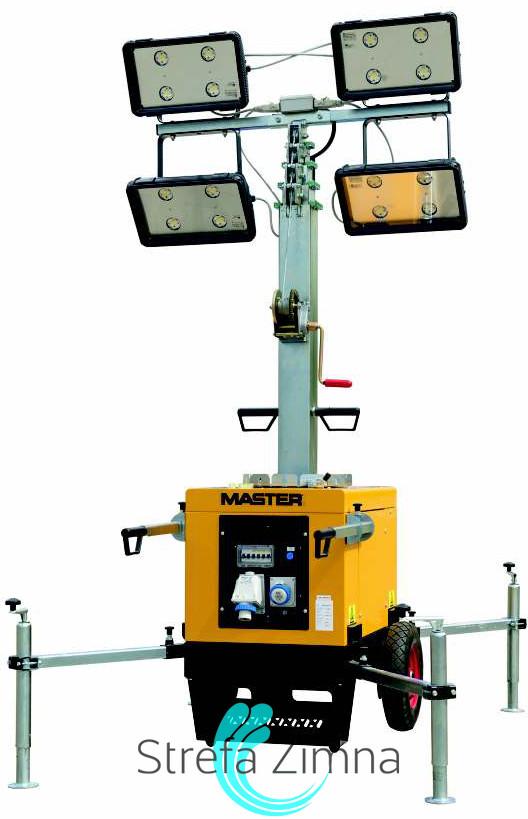 MASTER LED MASZT OśWIETLENIOWY LT10 (LED) (600 W), GWARANCJA LT10LED