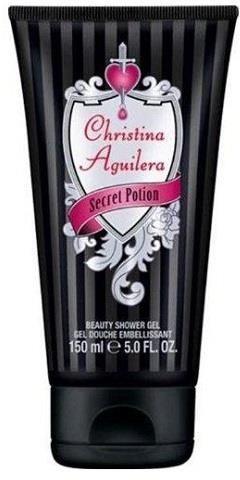 Christina Aguilera Christina Aguilera Secret Potion 150ml W Żel pod prysznic 35784