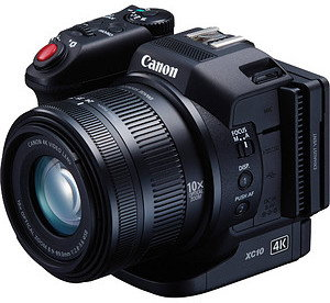 Opinie o Canon XC10