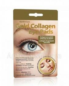 GlySkinCare DIAGNOSIS S.A. Gold Collagen Eye Pads Kolagenowe płatki pod oczy ze
