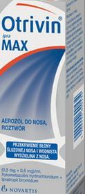 Novartis Otrivin ipra MAX 10 ml