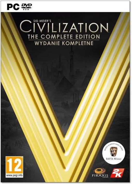 Sid Meiers Civilization V Wydanie Kompletne PC