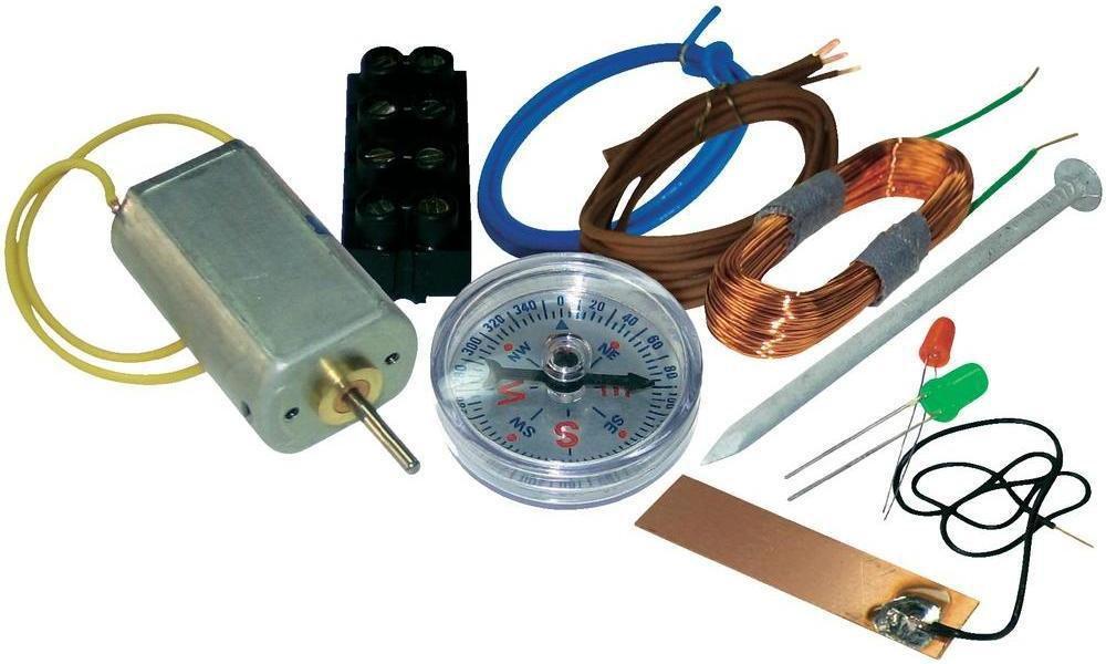Zestaw Mały Elektronik Kemo B172 4 5 V / DC