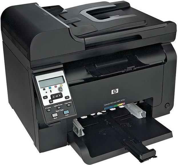 HP Color LaserJet Pro 100 M175a