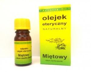 Avicenna Oil Naturalny olejek eteryczny miętowy 7ml Avicenna Oil 1616