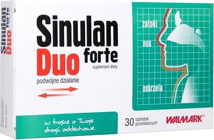 Novascon Sinulan Forte Duo 30 szt.