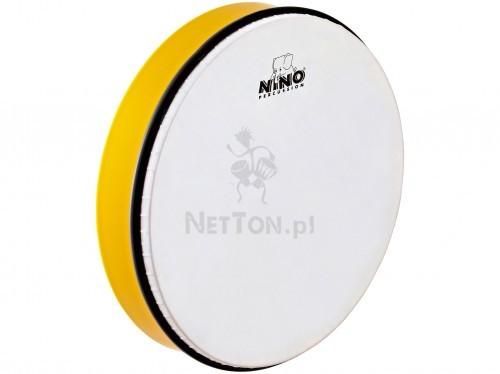 Nino Percussion NINO6Y ręczny bęben ramowy 12 Yellow 872