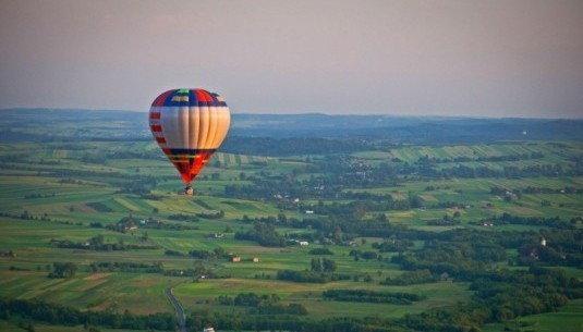Wyprawa balonem dla grupy przyjaciół - Bielsko Biała - dla 4 osób
