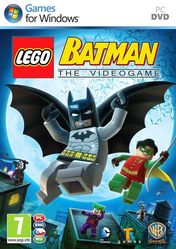 LEGO Batman PC