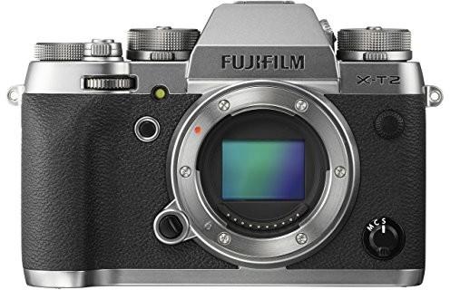 Opinie o Fuji X-T2 body czarno-srebrny
