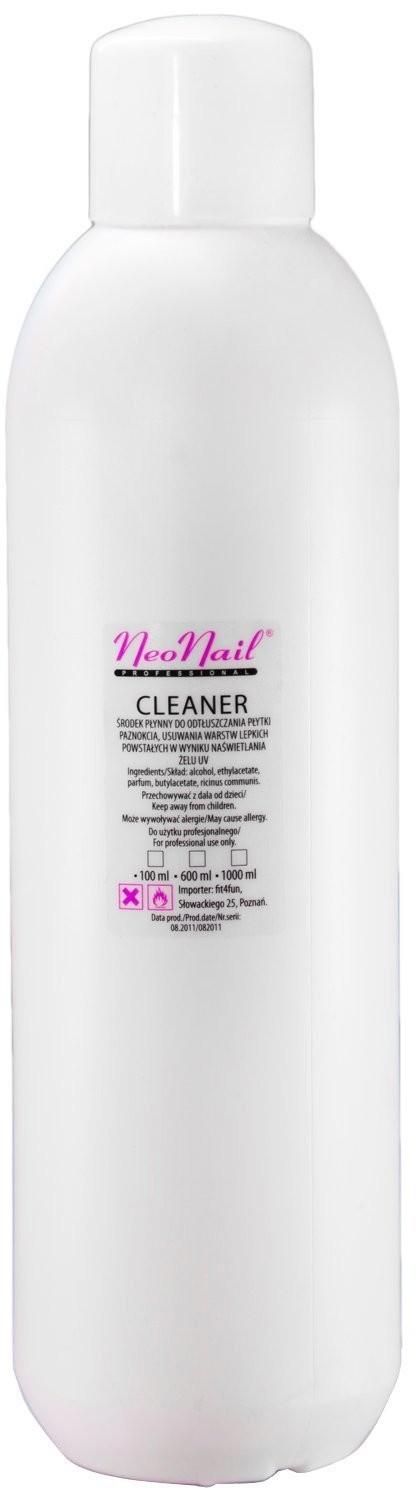 Neonail Cleaner odtłuszczacz do paznokci 1000 ml