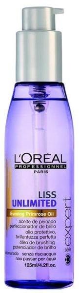 Loreal Expert Liss Unlimited Olejek wygładzający 125ml
