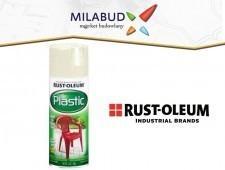 Rust-Oleum Paint For Plastic farba do plastiku w aerozolu 355ml