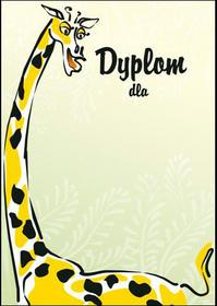 Argo ) Dyplom Żyrafa A4/170