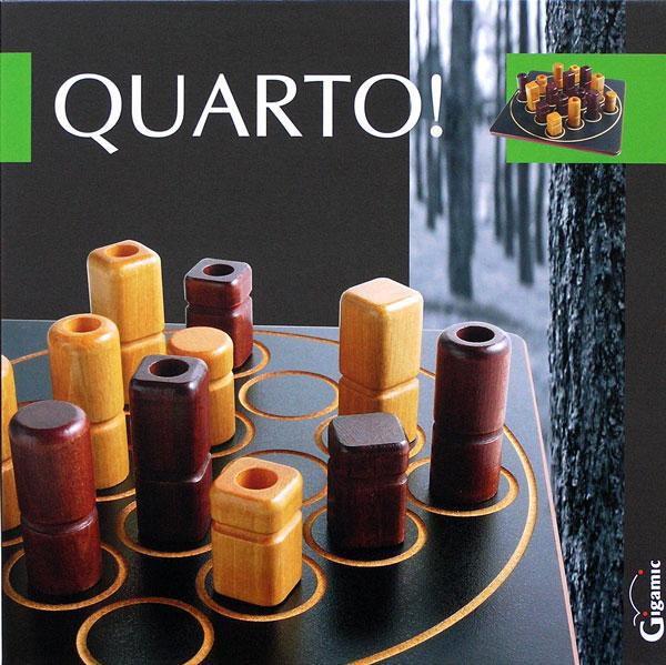 Gigamic Quarto Classic 100412