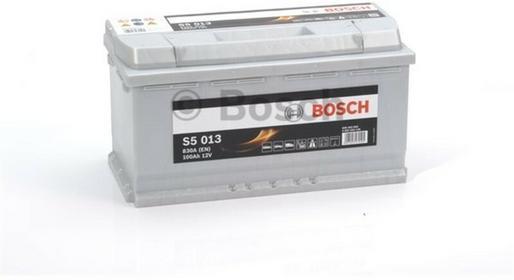 BOSCH S5 0092S50130 100Ah