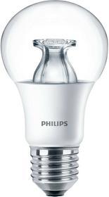 Philips Żarówka LED MAS LEDbulb DT 9-60W E27 A60 CL 8718696481325