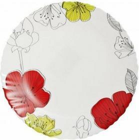 Luminarc Talerz płytki obiadowy Lina 25 cm