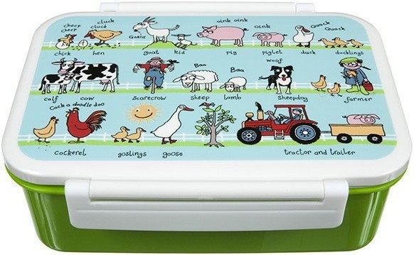 Opinie o Tyrrell Katz Lunch Box Farma TK83LC